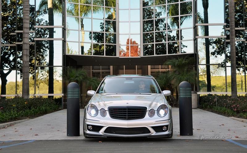[Essai] La Mercedes E 55 AMG (W211) 64622910