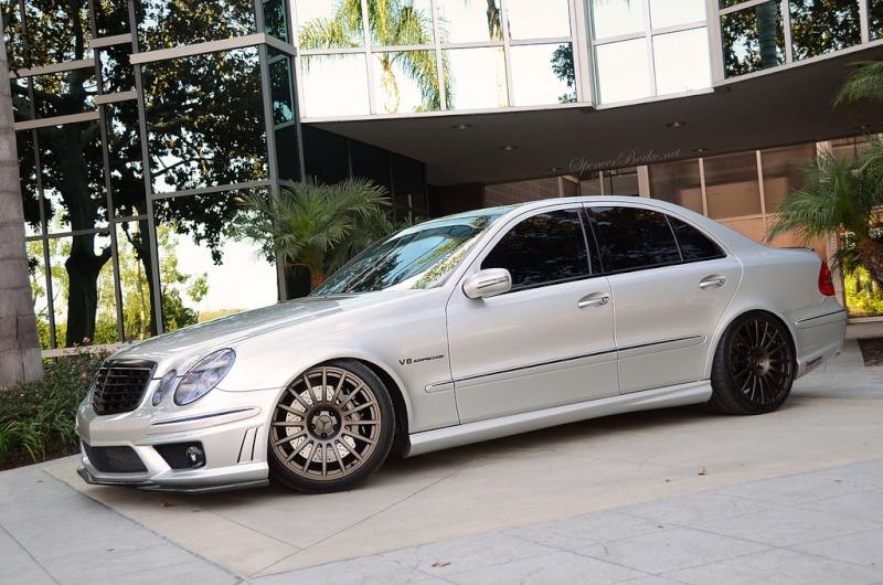 [Essai] La Mercedes E 55 AMG (W211) 64622911