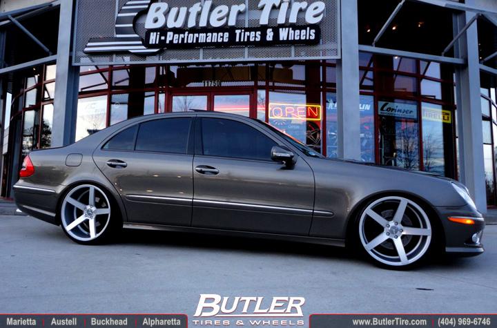 [Essai] La Mercedes E 55 AMG (W211) 65434511