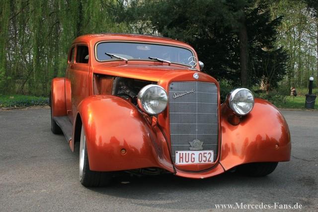 Les Mercedes Hot-Rod 74bf6e10