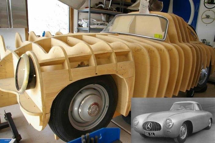 La Mercedes 300 SL 1952 (W194) - Page 2 76237110