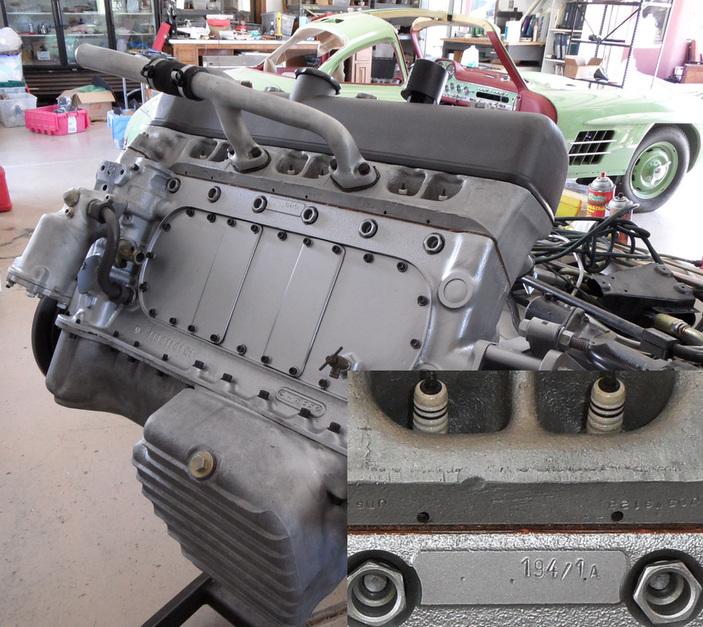 La Mercedes 300 SL 1952 (W194) - Page 2 82795610
