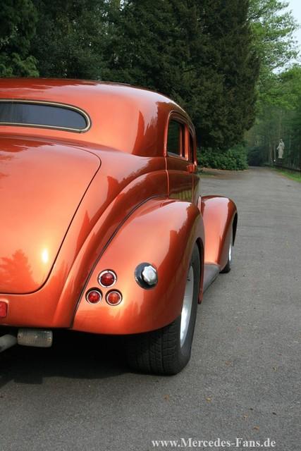 Les Mercedes Hot-Rod 8c72cd10