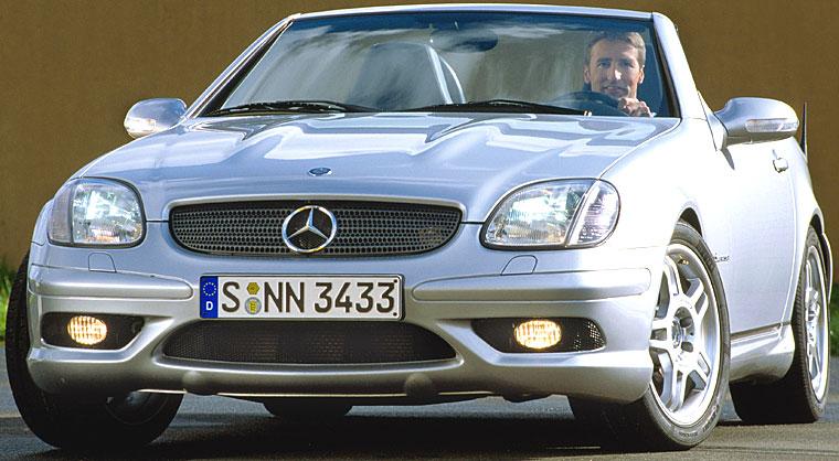 [ Essai] Mercedes SLK 32 AMG (R170) A2000f10