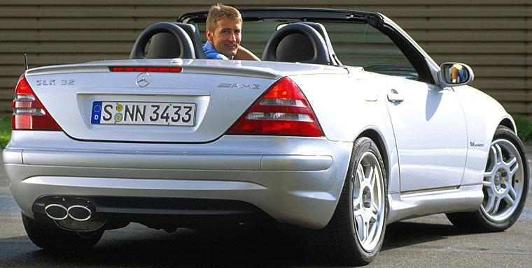 [ Essai] Mercedes SLK 32 AMG (R170) A2000f12