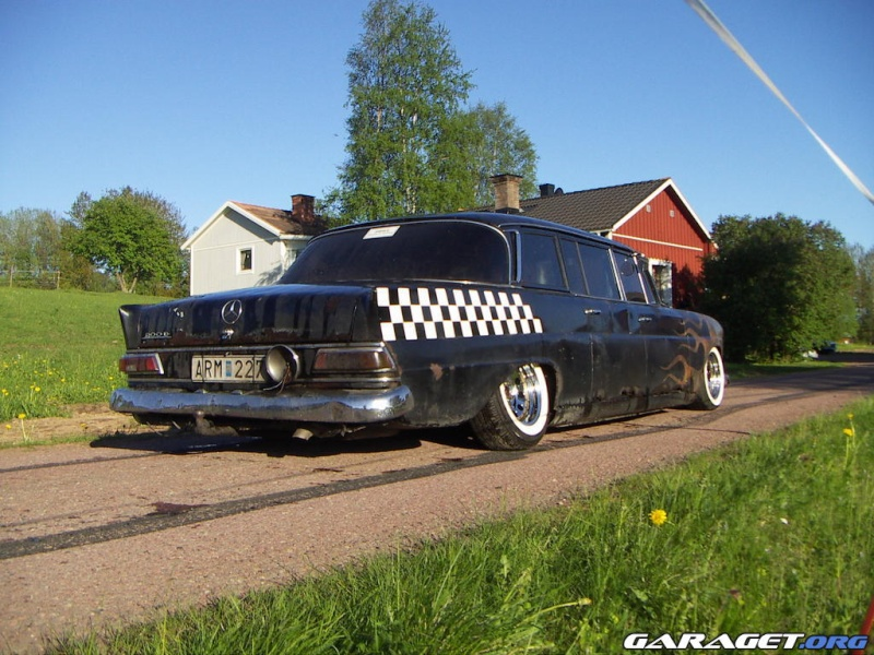 [Tuning] Mercedes Rat's Style A223d210