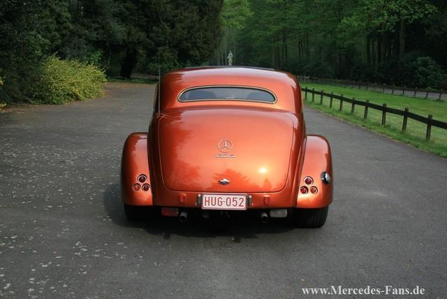 Les Mercedes Hot-Rod Adf02410