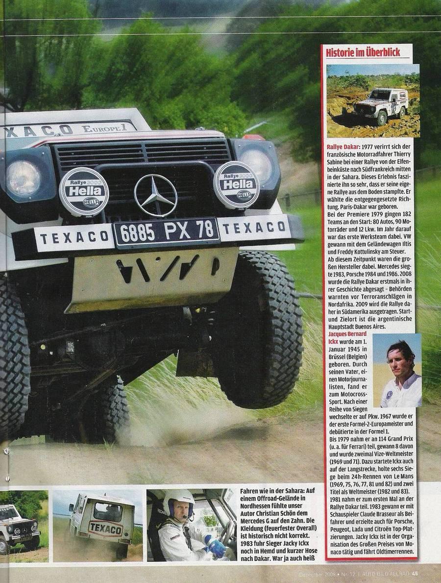 Victoire au Paris-Dakar 1983 Autobi11