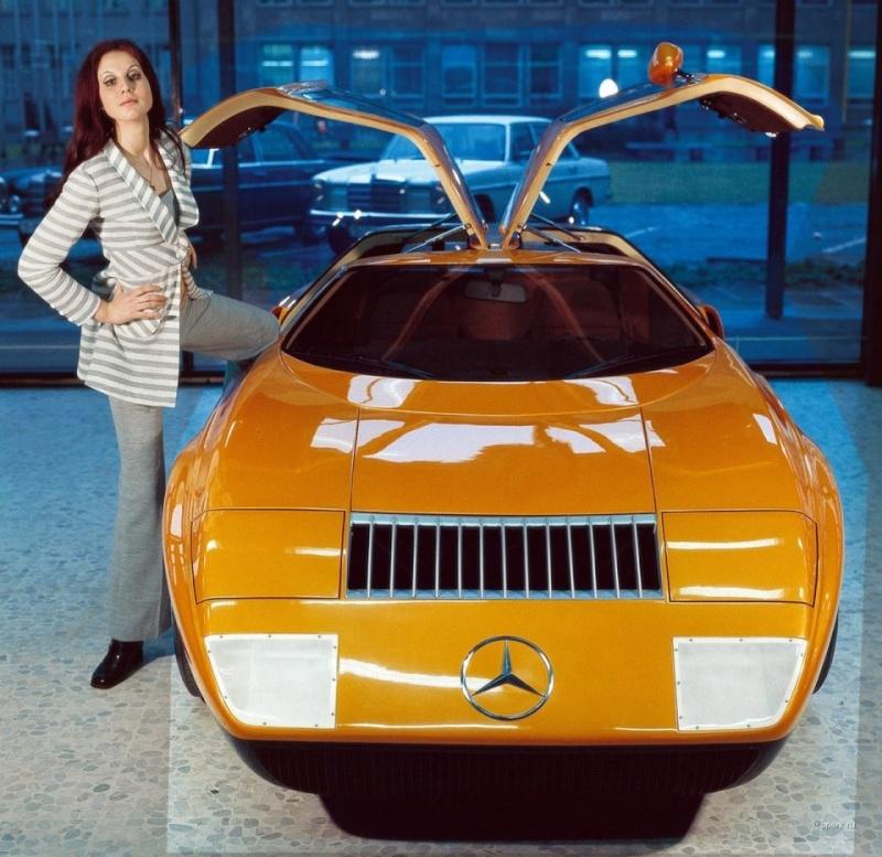 [Historique] Mercedes C 111 (1969-1979) Autogi13