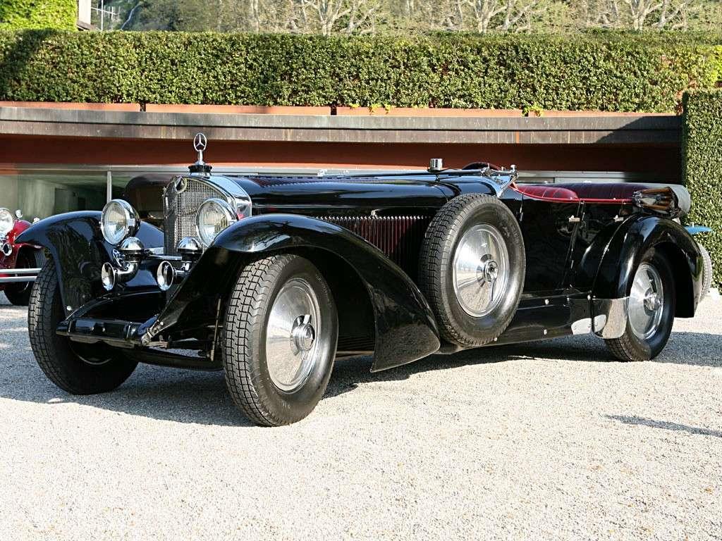 Mercedes SS SSK & SSKL (W06) 1928-1934 Autowp54