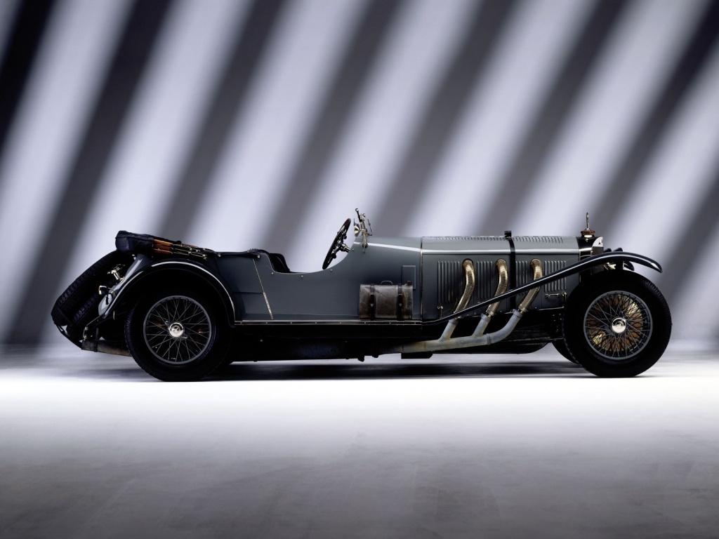 Mercedes SS SSK & SSKL (W06) 1928-1934 Autowp55