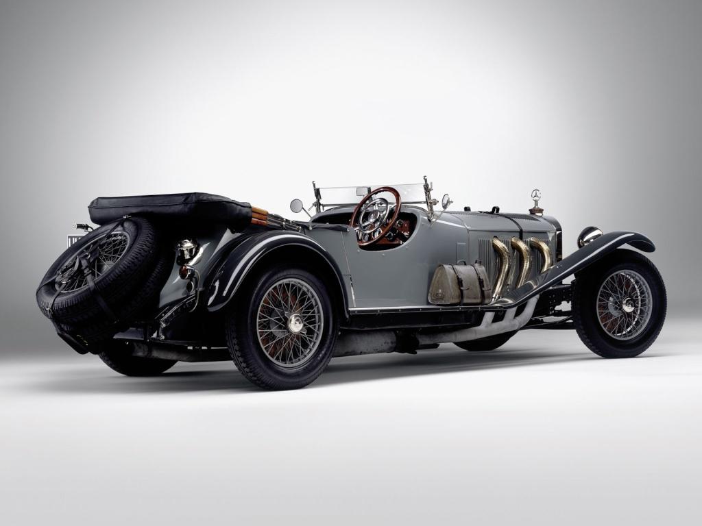 Mercedes SS SSK & SSKL (W06) 1928-1934 Autowp56