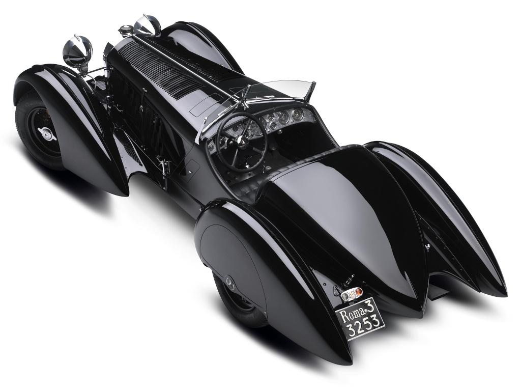 Mercedes SS SSK & SSKL (W06) 1928-1934 Autowp60
