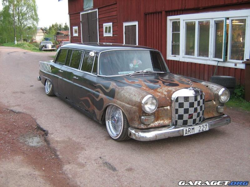 [Tuning] Mercedes Rat's Style Ba343710
