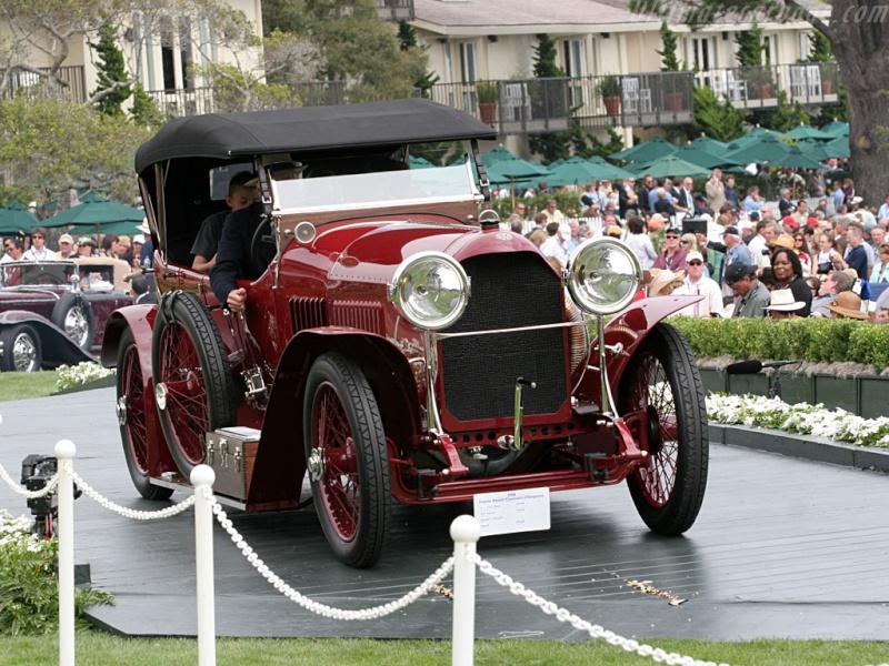 [Historique] La Blitzen-Benz 200HP 1909 Benz-812