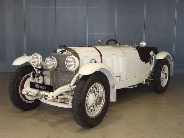 Mercedes SS SSK & SSKL (W06) 1928-1934 Biga10