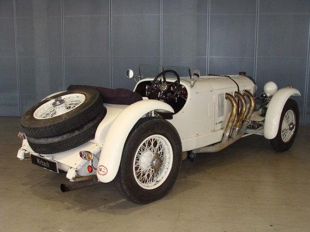 Mercedes SS SSK & SSKL (W06) 1928-1934 Bigb10
