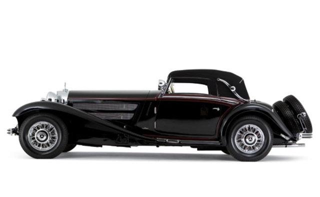 [Essai] Mercedes 540K Roadster 1937 - 1939  Bige15