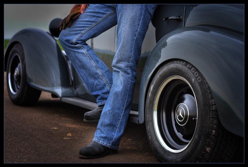 Les Mercedes Hot-Rod Boots10