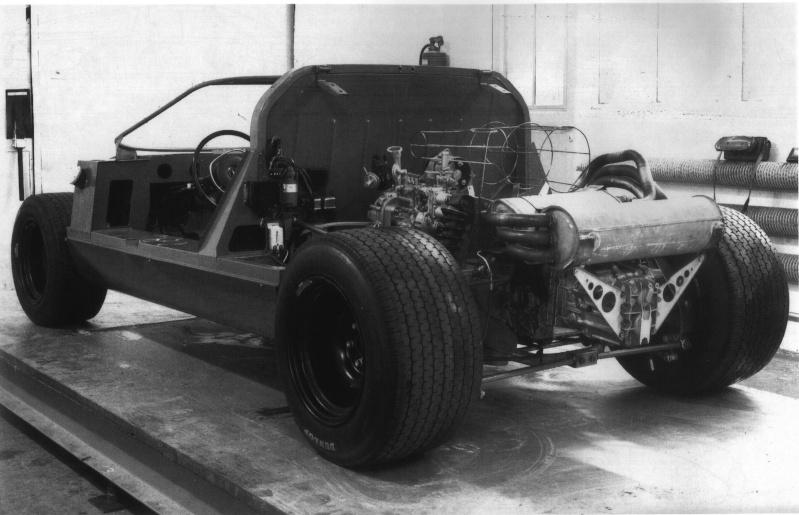 [Historique] Mercedes C 111 (1969-1979) C111-b11