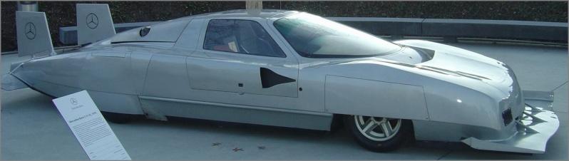 [Historique] Mercedes C 111 (1969-1979) C11110