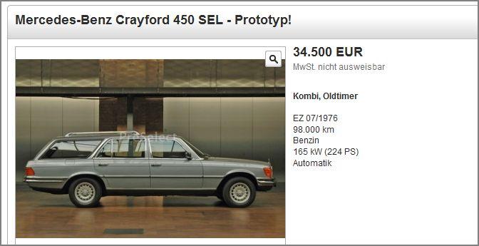 La Mercedes 450 SEL Estate Captu154