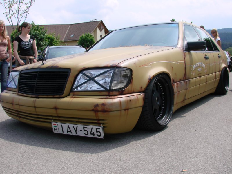 [Tuning] Mercedes Rat's Style D1584410
