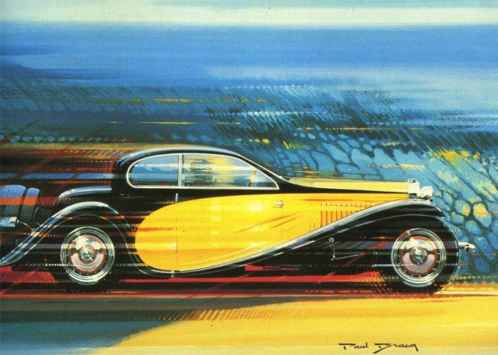 [Designer] Paul Bracq chez Mercedes-Benz  D3d38910