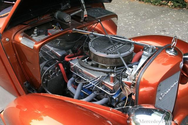 Les Mercedes Hot-Rod D9633910