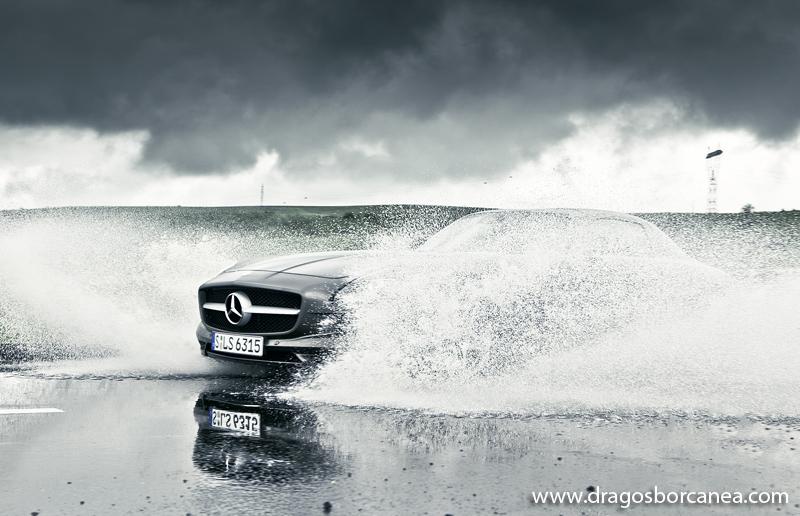 [Photos] Galerie : La Mercedes SLS D9e24410