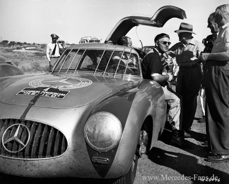La Mercedes 300 SL 1952 (W194) - Page 2 Ec388710