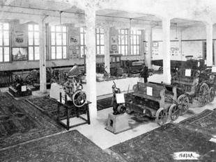 musée - [Photos] Le Mercedes-Benz Museum de Stuttgart Editor10