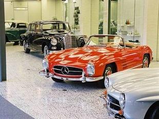 musée - [Photos] Le Mercedes-Benz Museum de Stuttgart Editor22