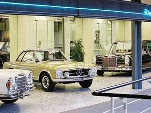 musée - [Photos] Le Mercedes-Benz Museum de Stuttgart Editor24