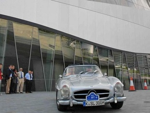 musée - [Photos] Le Mercedes-Benz Museum de Stuttgart Editor80