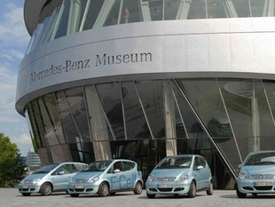 musée - [Photos] Le Mercedes-Benz Museum de Stuttgart Editor81