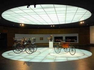 musée - [Photos] Le Mercedes-Benz Museum de Stuttgart Editor83