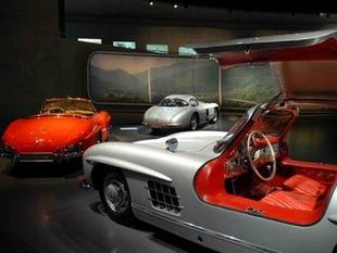 musée - [Photos] Le Mercedes-Benz Museum de Stuttgart Editor87