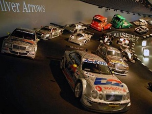 musée - [Photos] Le Mercedes-Benz Museum de Stuttgart Editor89