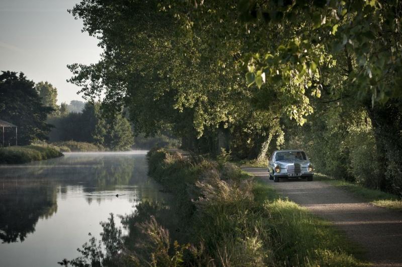 La Mercedes 250 S-SE / 280 S-SE / 300 SE (W108/W109) Berline   Et-30011