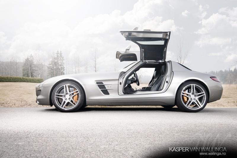 [Photos] Galerie : La Mercedes SLS Fd52db10