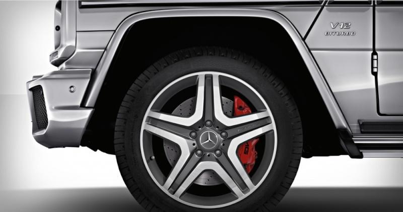 Mercedes Classe G63 & G65 2012 -  G-65-a20