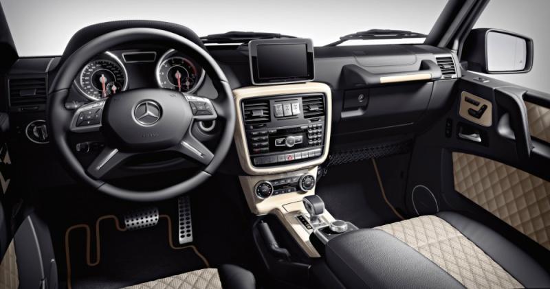 Mercedes Classe G63 & G65 2012 -  G-65-a31