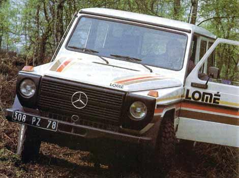 Victoire au Paris-Dakar 1983 G_lome10