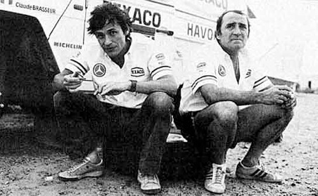 Victoire au Paris-Dakar 1983 Gw1010