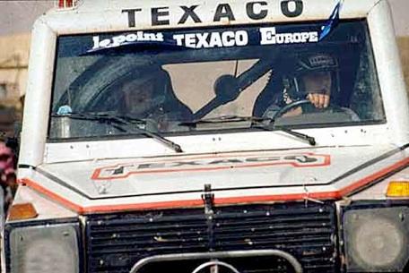 Victoire au Paris-Dakar 1983 Gw1110