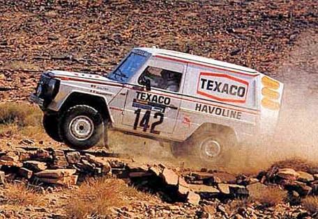 Victoire au Paris-Dakar 1983 Gw1210