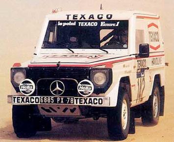 Victoire au Paris-Dakar 1983 Gw1310
