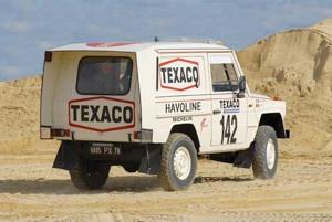 Victoire au Paris-Dakar 1983 Gw2110