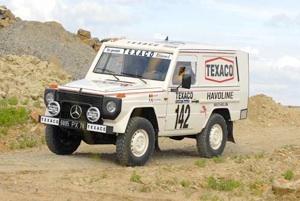 Victoire au Paris-Dakar 1983 Gw3110